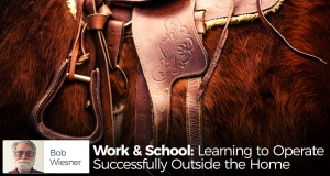 Work & School: Learning to Operate Successfully Outside the Home