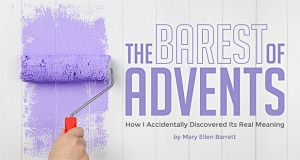 The Barest of Advents: How I Accidentally Discovered Its Real Meaning