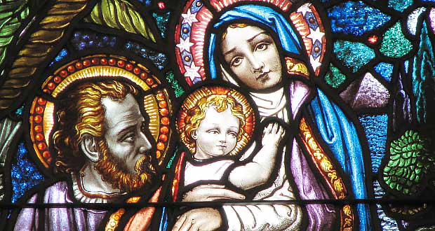 the Holy Family- The Sacramental Life