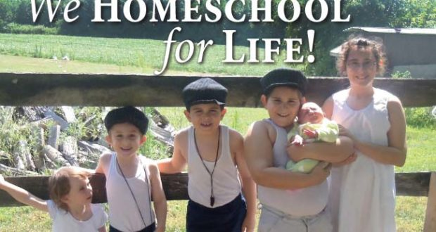 We Homeschool for Life!