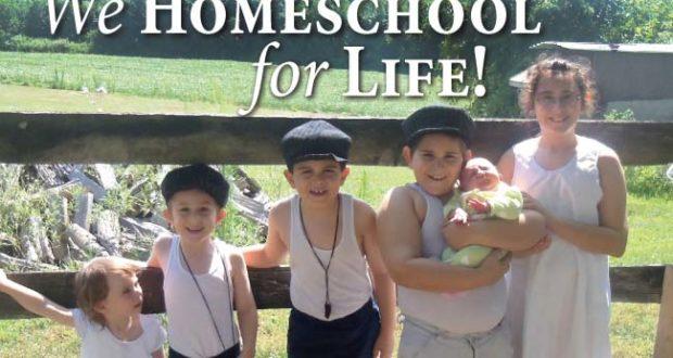 We Homeschool for Life!