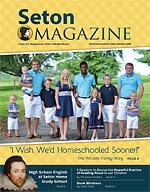 Download Seton Magazine PDF Issues - Seton March 2015