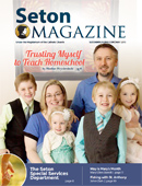 Download Seton Magazine PDF Issues - Seton May 2015