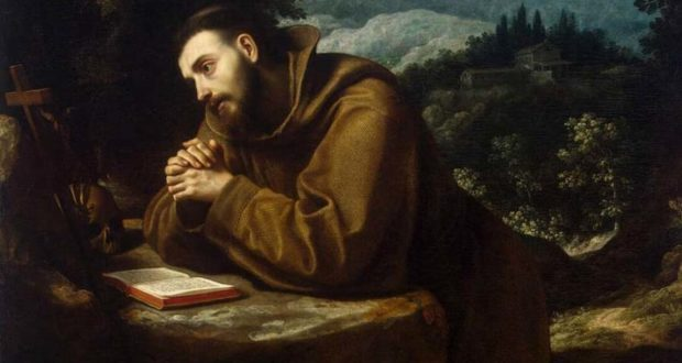 St. Francis as Teenage Role Model