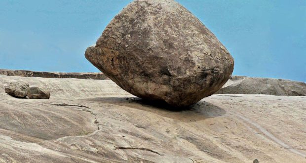 The Boulder and the Pebble