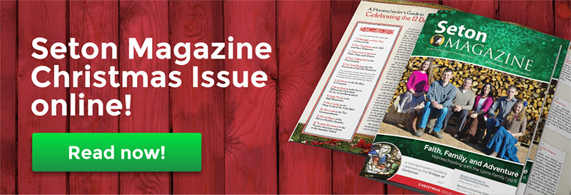 Read Seton's Christmas 2015 Issue