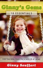10 Essentials for Teaching Your Pre-Schooler at Home