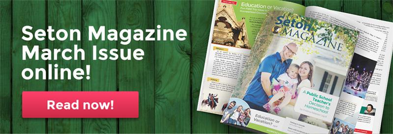 Seton Magazine March 2016