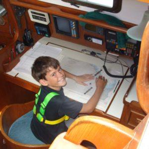 With Seton on the Seas: Esprit
