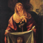 Veronica with Veil