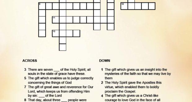 2013-05 A Catholic Crossword