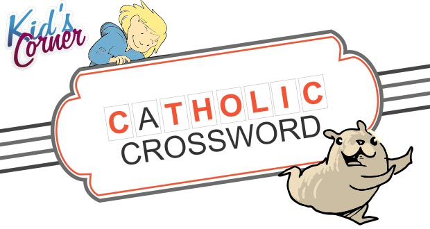 catholic crossword