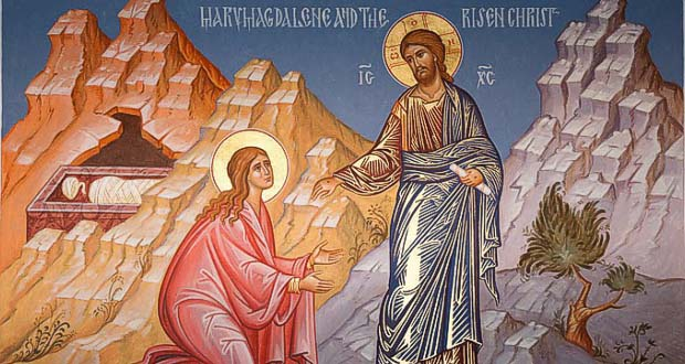 Mary Magdalene: Standing with Jesus