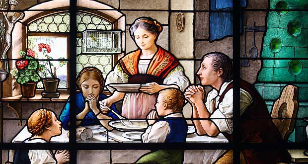 No Tap Dancing on the Table: In Praise of the Family Meal