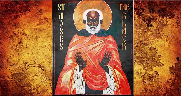 Saint Moses the Black - Bad Boys Gone Good