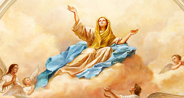 The Assumption: Honoring the Gate of God