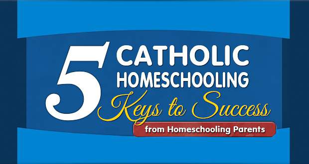 5 steps homeschooling keys