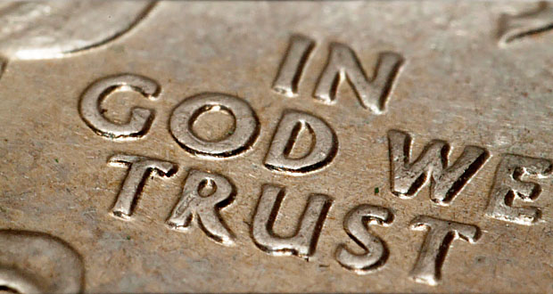 In God We Trust: The 2nd Principle of The Simple Life