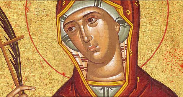 St Euphrosyna: The Great Imposter