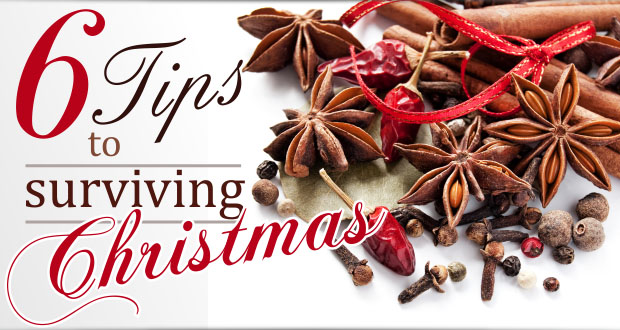 6 Tips to Surviving Christmas