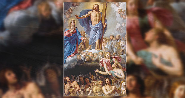 The Mystical Body of Christ: Purgatory and the Month of the Holy Souls