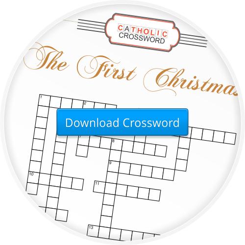 2013-10 Crossword christmas circle