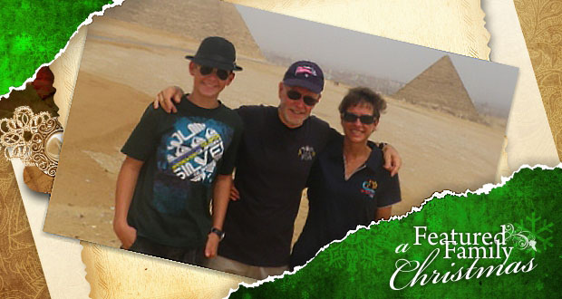 Merry Christmas! from the McWilliam Family