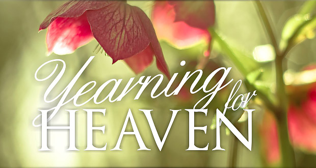 Yearning For Heaven: The 8th Principle of the Simple Life
