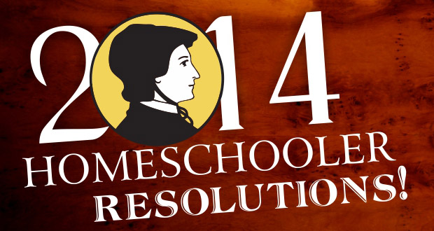 2014 Resolutions from Seton Homeschoolers