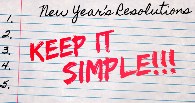 8 Baby Steps to a Better Year: How to Keep Your Resolutions
