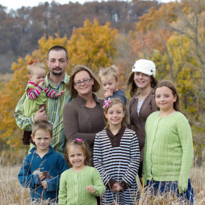 Joy in the Heart: A Catholic, Homeschooling Family in Montana