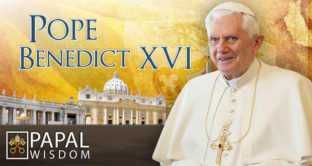 Papal Wisdom | Quotes from Encylicals and Documents
