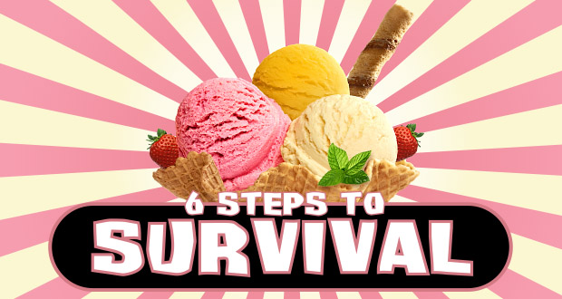 6 Steps to Survival: How to Outsmart Your Kids… and Defend Your Dessert!