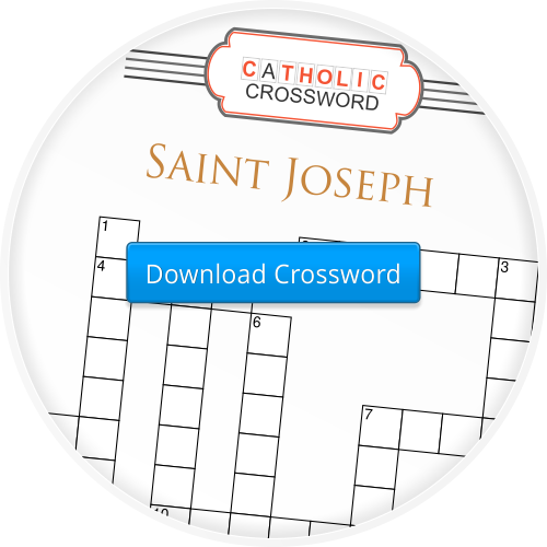 2014-1 Crossword - 4 Marks circle