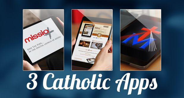 3 Apps Every Catholic Should Know About (And Get!)