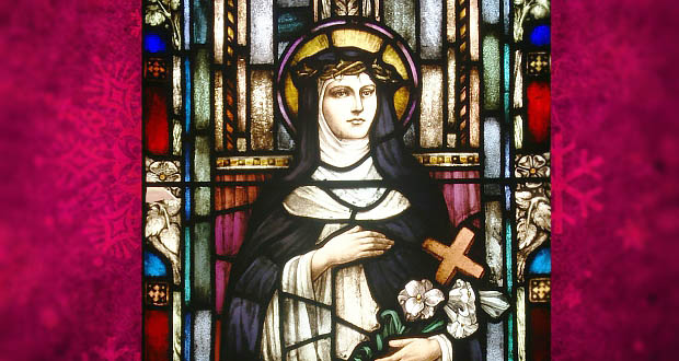 Saint Catherine of Siena: Patroness and Model of Homeschooling
