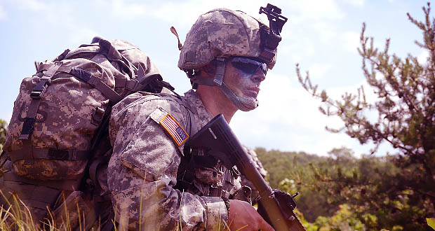 Armed Forces Accept Homeschool Enlistees on Equal Terms