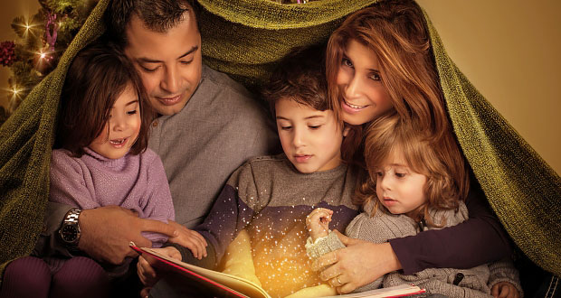 Walking through Wardrobes: Bonding with Your Children by Reading Aloud