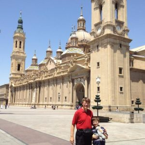 Our Lady of Pilar, Zaragoza, Spain