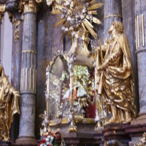 Infant of Prague, Czech Republic