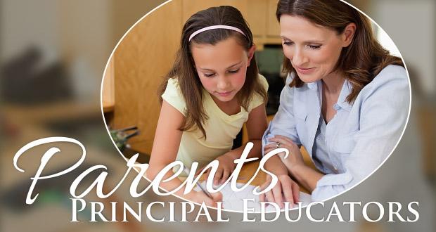 The Rights of Parents as Principal Educators