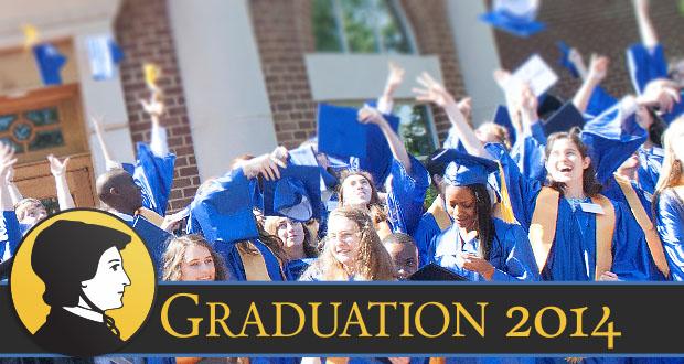 Breaking News for Seton Graduation 2014