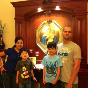 Homeschooling from Our Domestic Shrine… in Puerto Rico! | The Perez Family as a Featured Family in Seton Magazine