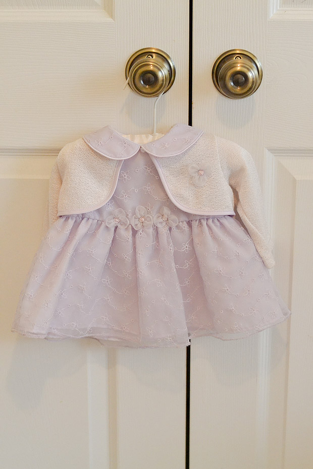 Baby Girl's Easter Dress