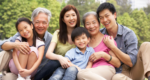 We Need Grandparents… Especially our Kids.