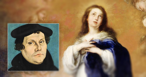 "Martin Luther and the ""Immaculate Purification"" of Mary"