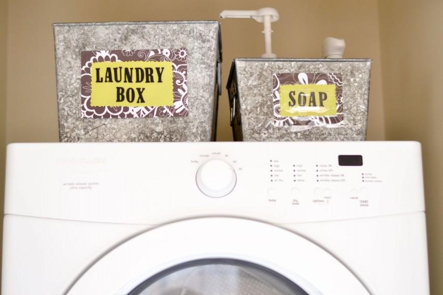 Laundry Boxes