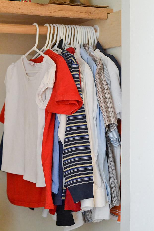 Abby Sasscer Boys Closet