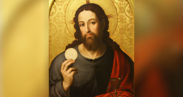 The Holy Eucharist: Model of Family Life