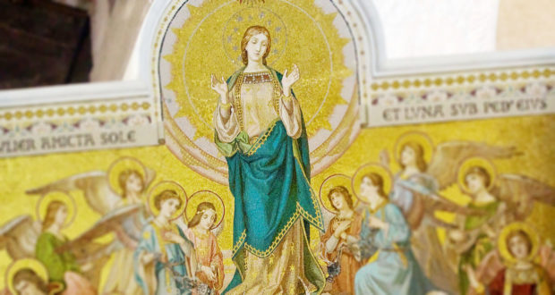 Full of Grace: Mary's Immaculate Conception and the Bible